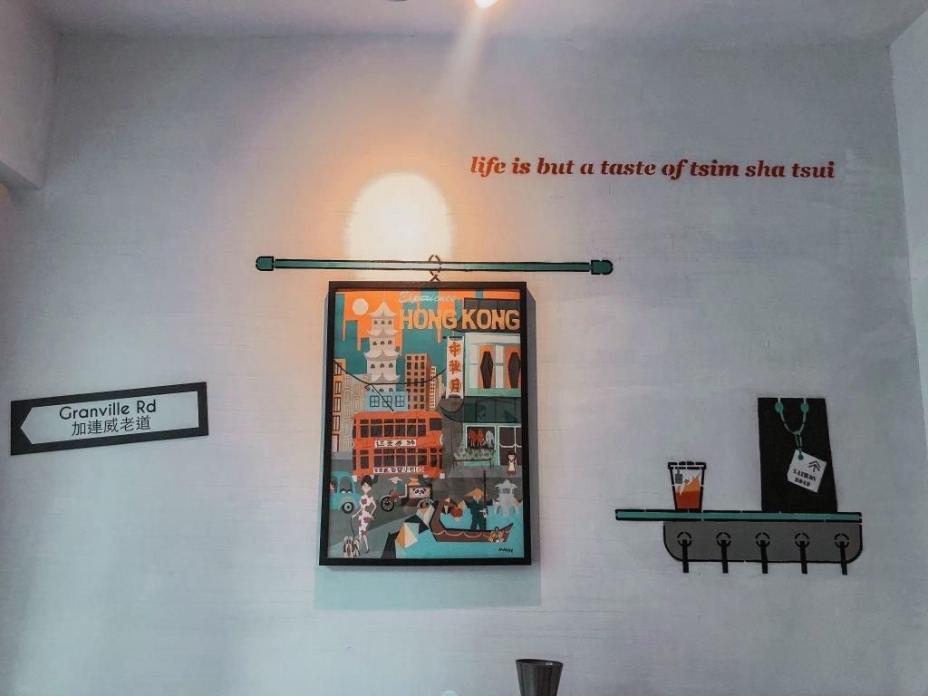 香港|瑞生尖沙咀酒店 Attitude On Granville