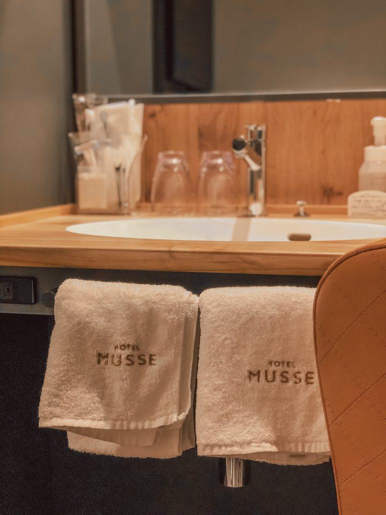 東京銀座 名鐵穆瑟飯店Hotel Musse Ginza Meitetsu