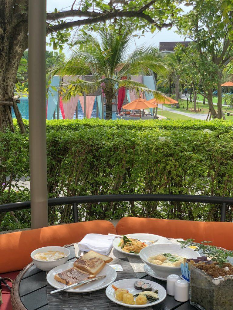 華欣Avani+ Hua Hin Resort 早餐